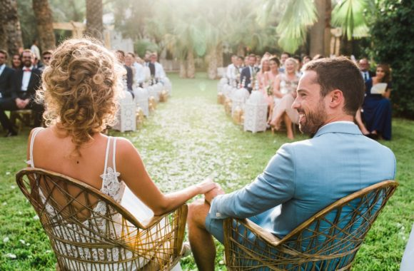 Barbara and Benoît's wedding / April 2018