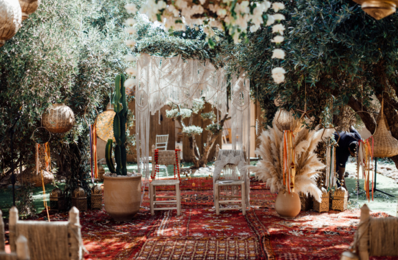 5 ideas of themes for your wedding