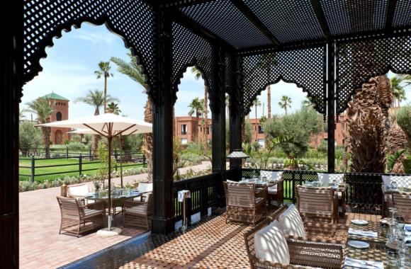 Presentation of a place : Le Selman Marrakech